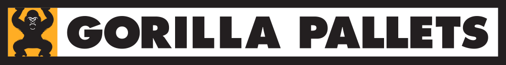 Gorilla pallets masthead company logo